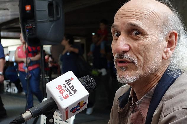 Jose Ramon Che Melendes Luigino Bracci CENAL FILVEN 2015