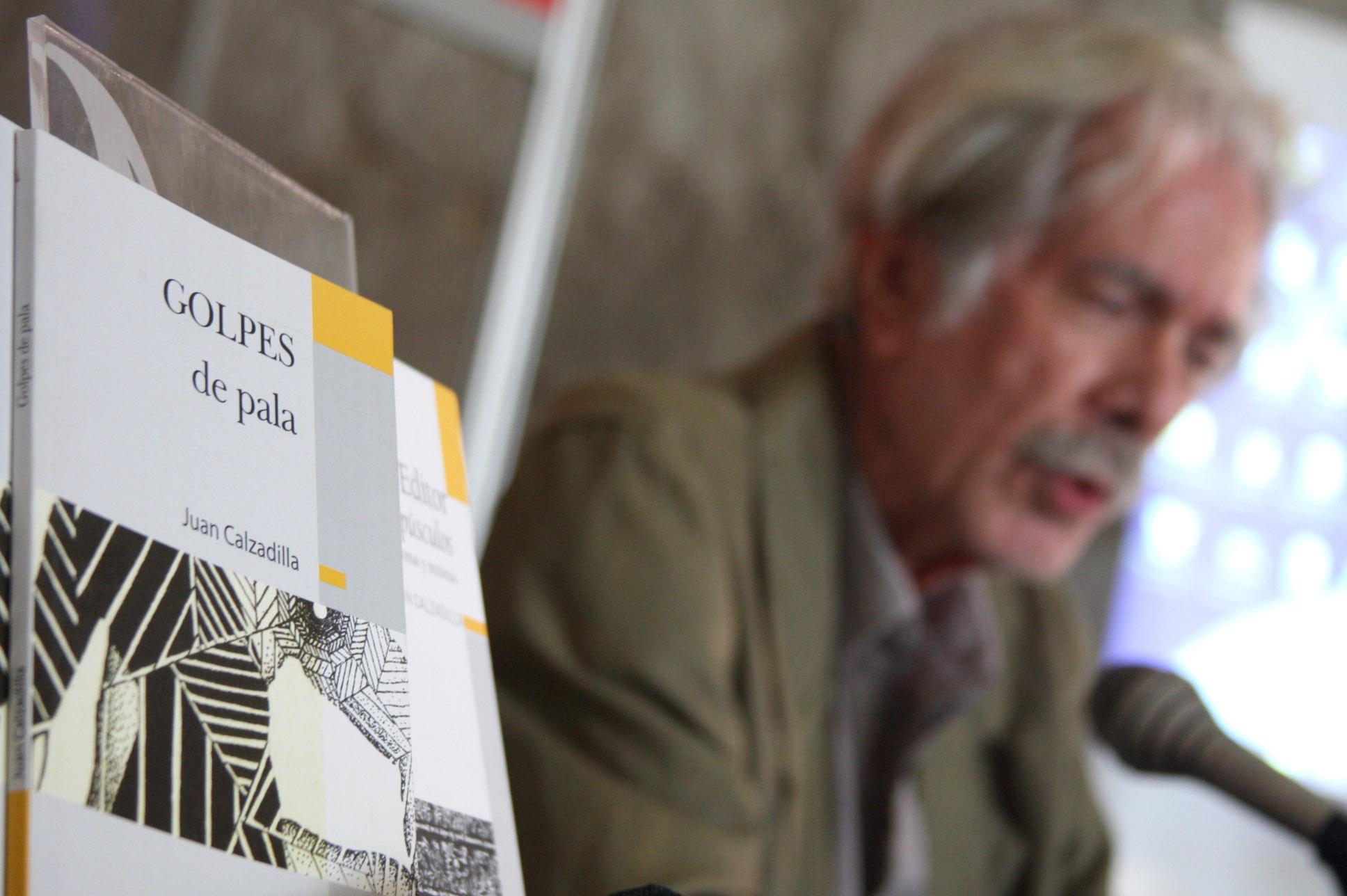03 presentacion de libros (Juan Calzadilla)