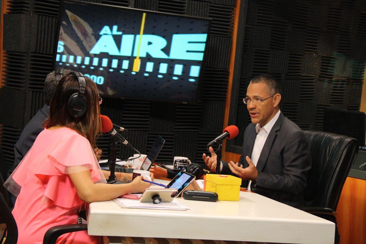 Entrevista a Ernesto Villegas